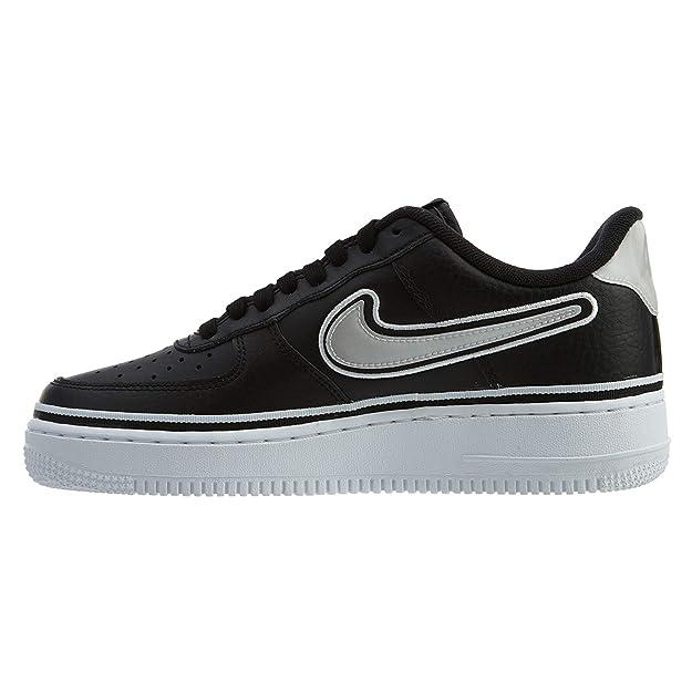 online retailer 61568 e201f Amazon.com   Nike Air Force 1 07 LV8 Men s Shoes University Red Universite  Rogue 823511-601   Basketball