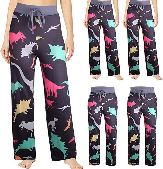 Pantalones Cortos Chandal, Mujer El Verano Impreso Cómodo Casual ...