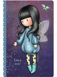 Agenda de bolsillo 2020 Gorjuss Larkspur Fairy: Amazon.es ...