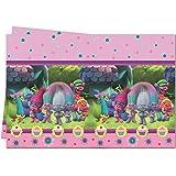 Nappe plastique Trolls 120x180 cm