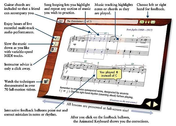 Amazon Emedia Piano And Keyboard Method V3