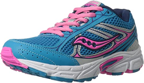 Select SZ//Color. Saucony Girls Cohesion 6 Running Shoe Little Kid