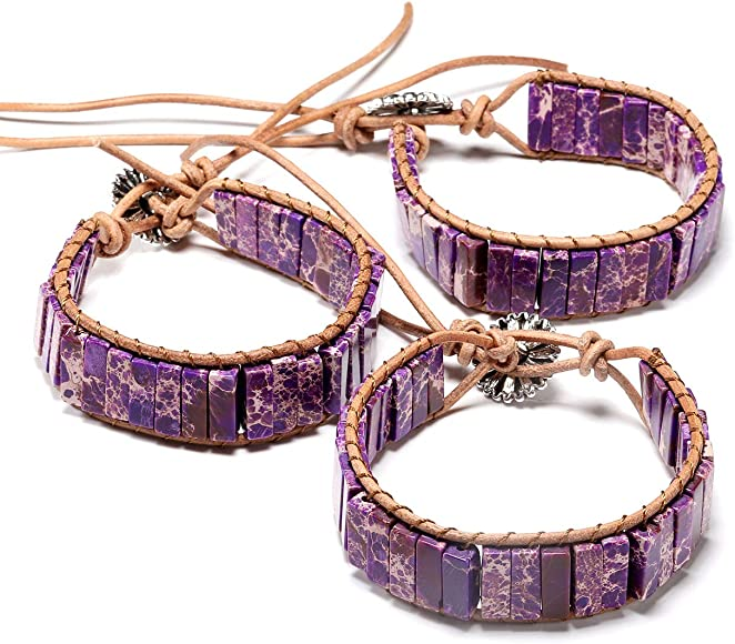 Healing Crystal Bracelet Imperial Jasper Jewelry Imperial Jasper Bracelet Royal jasper bracelet 8mm Genuine Imperial Jasper MensWomens