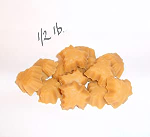 Pure Maple Candy, 1/2 Lb. - All Natural Maple Sugar Candy leaves - Made only with Pure Maple syrup
