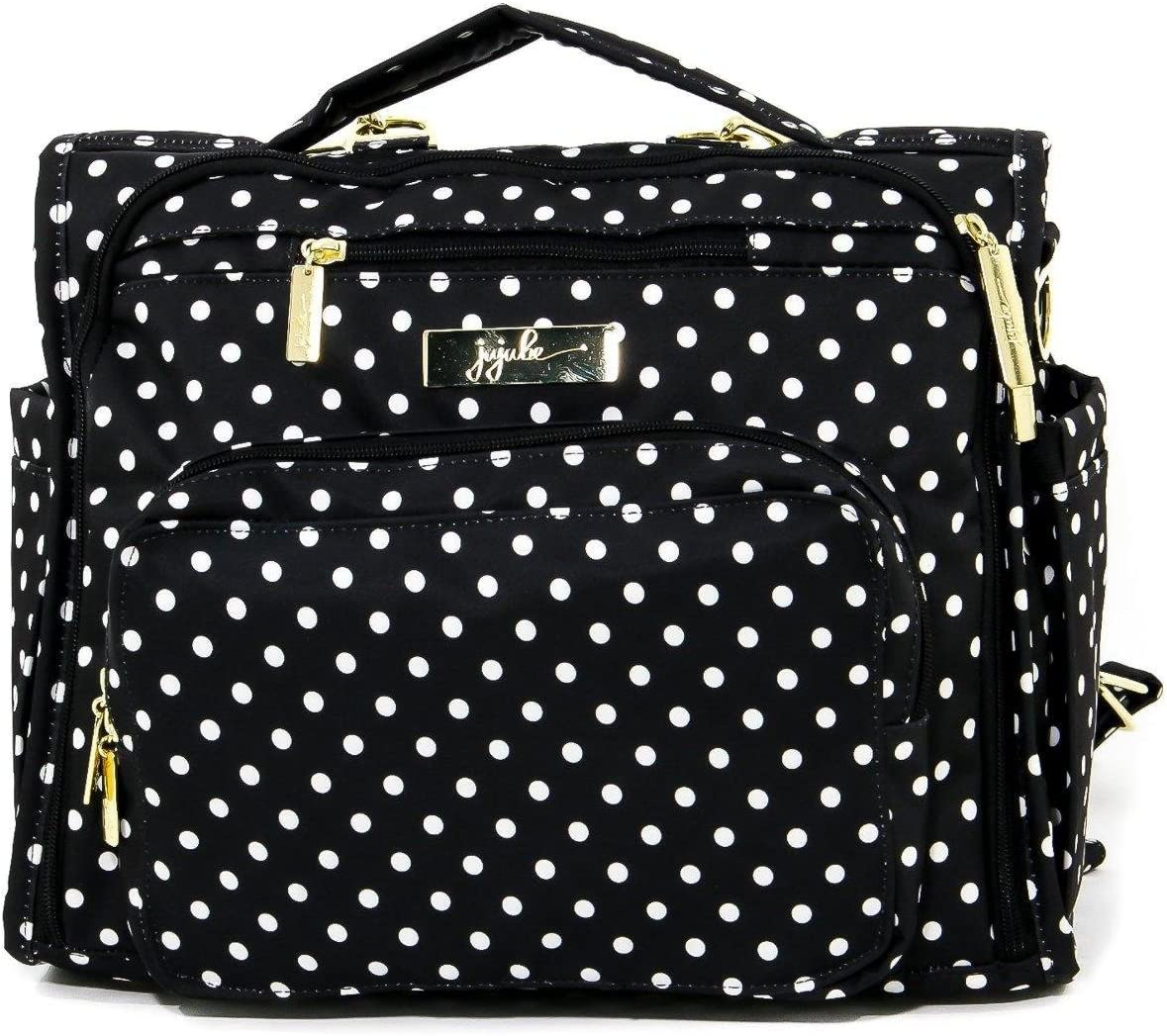 Ju Ju Be Legacy Collection BFF Convertible Nappy Changing Bag Rucksack & Messenger Tote, The Duchess