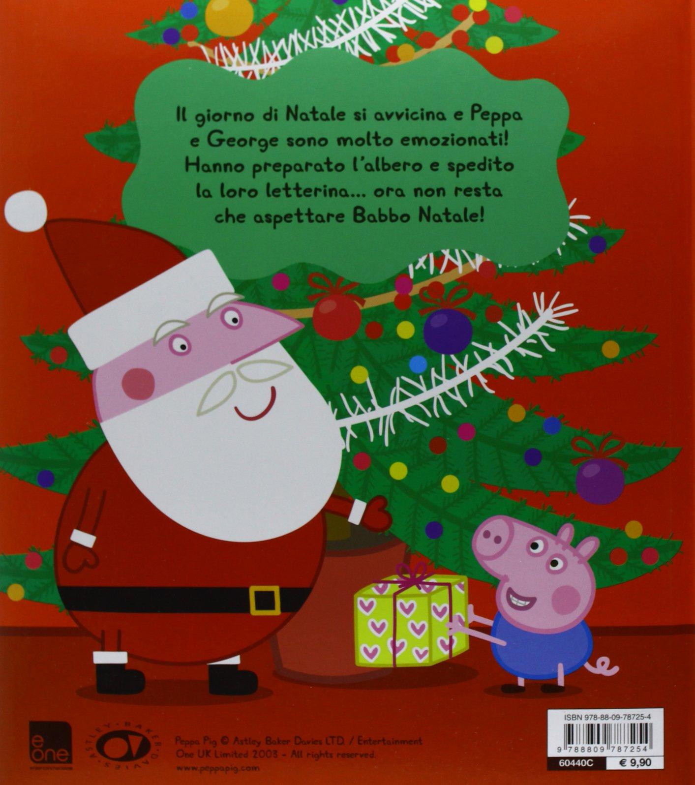 Peppa Pig Il Natale Di Peppa Pig Italian Edition Silvia