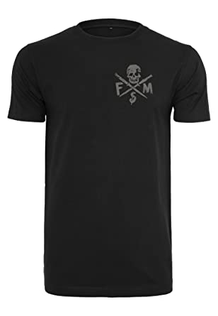47d0909571bf Famous Stars and Straps Hombre Stick It tee - Camiseta: Amazon.es: Ropa y  accesorios