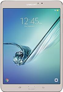 Samsung Galaxy Tab S2 8in 32 GB WiFi Tablet (Gold) (Renewed)
