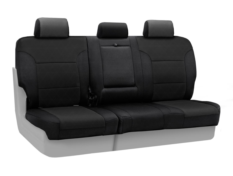 Terrific Coverking Rear 60 40 Bench Custom Fit Seat Cover For Select Ram Models Spacer Mesh Black Uwap Interior Chair Design Uwaporg