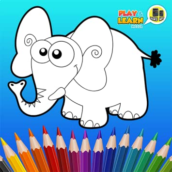Amazon Com Wild Jungle Animals Puzzle Game Animal Coloring Pages