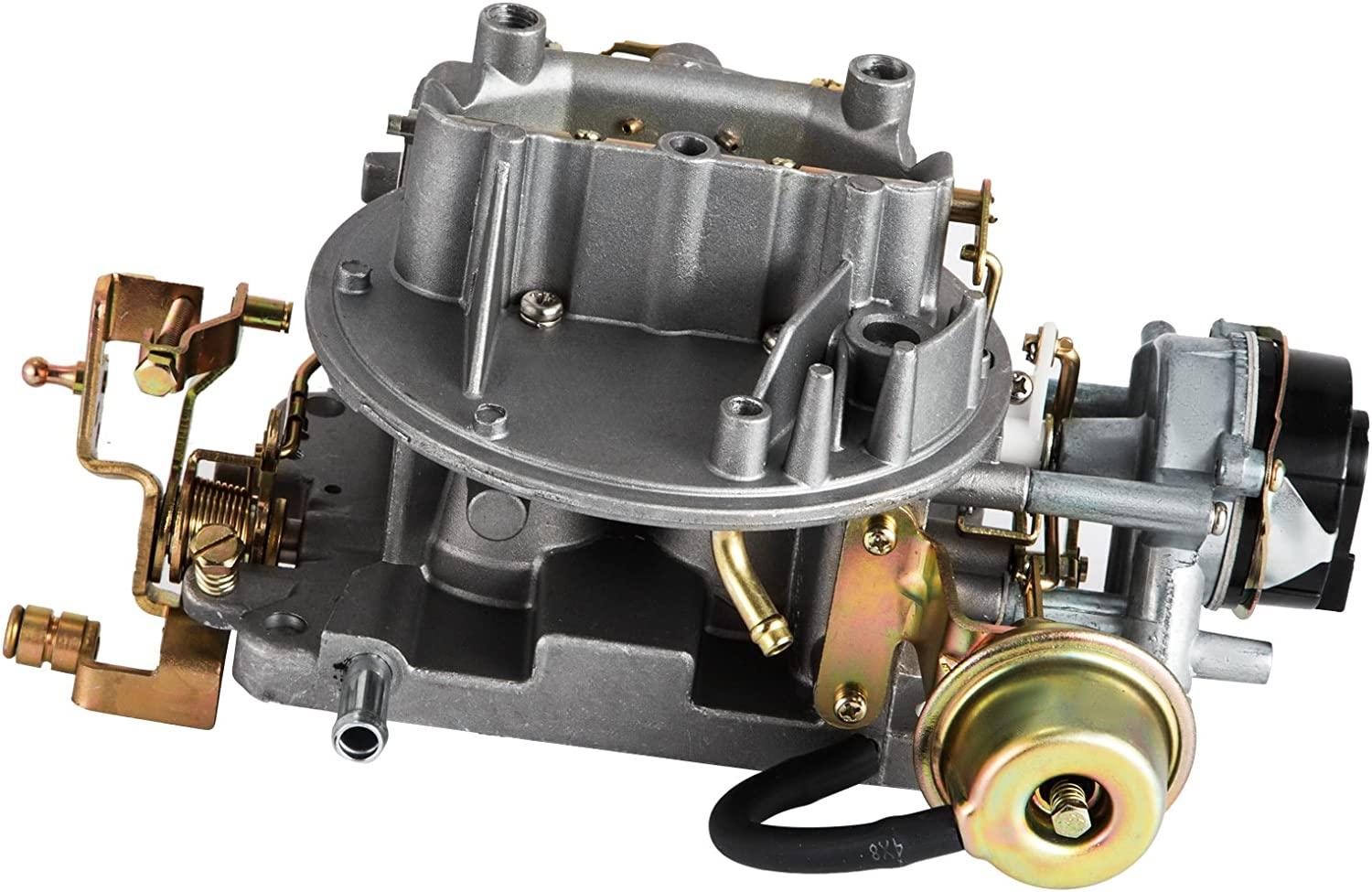 Mophorn Carburetor Heavy Duty 2100 2 Barrel Carburetor for F100 F250 F350 Mustang Engine 289 302 351 for JEEP 360 Carburetor for Ford F100 F250 F350
