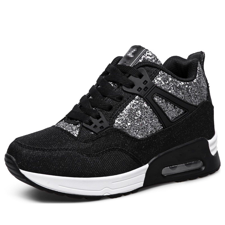 Amazon.com | Habitaen 2018 Height Increasing Womens Shoes Platform Sneakers Tenis Feminino Flat Shoes | Fashion Sneakers