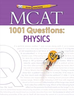Examkrackers 1001 questions in mcat in physics 9781893858183 examkrackers mcat 1001 questions physics fandeluxe Images