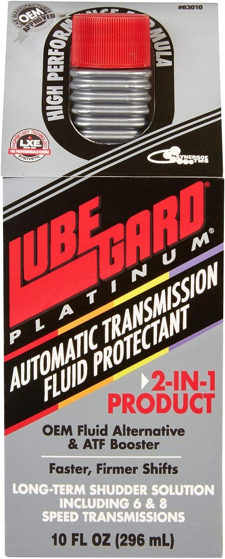 Lubegard 63010 Platinum Universal ATF Protectant