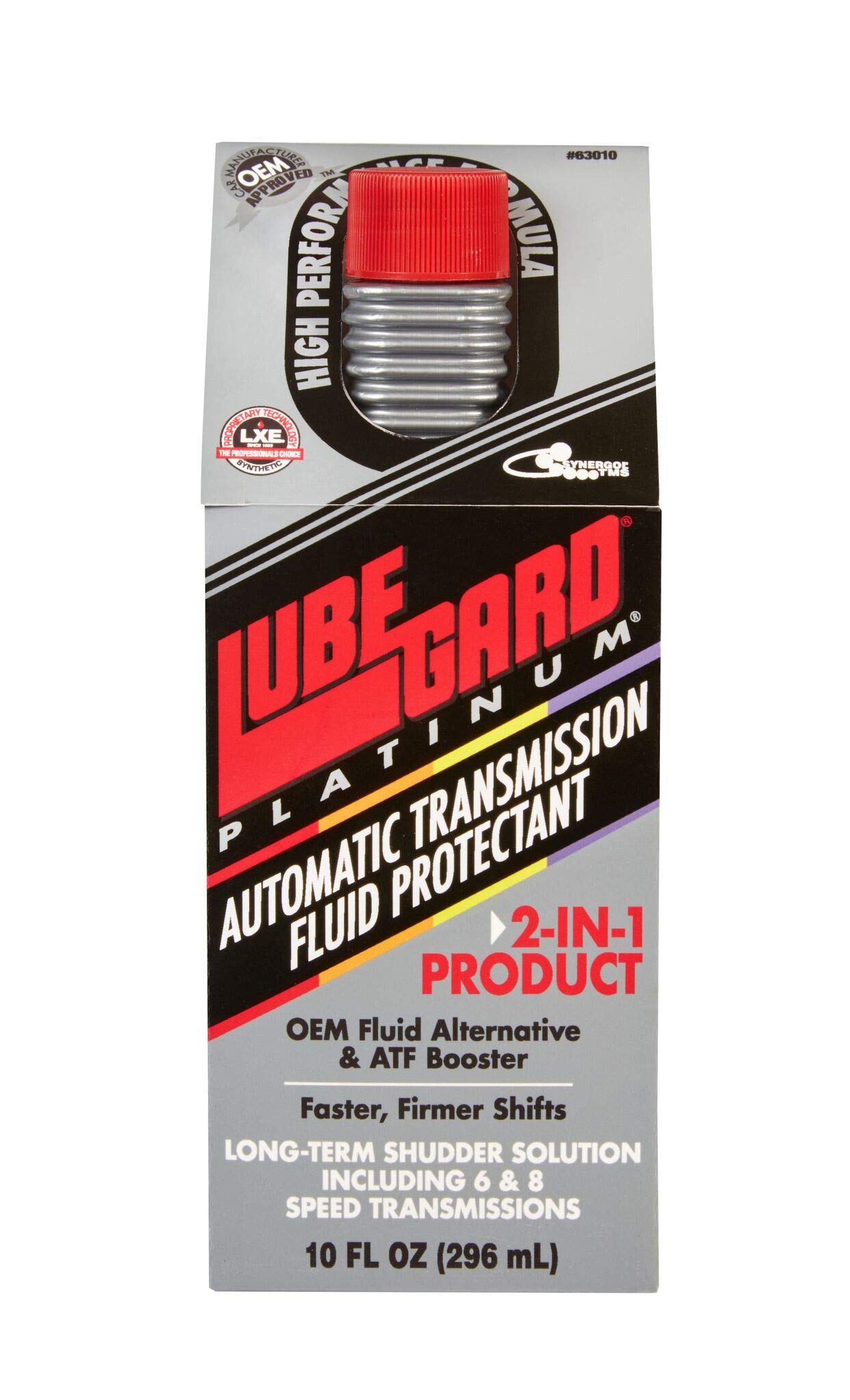 Lubegard 63010 Transmission additive, 10 oz