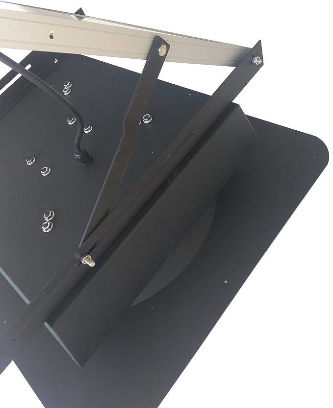 Amazon.com: Solar ático ventilador de escape ventilación ...