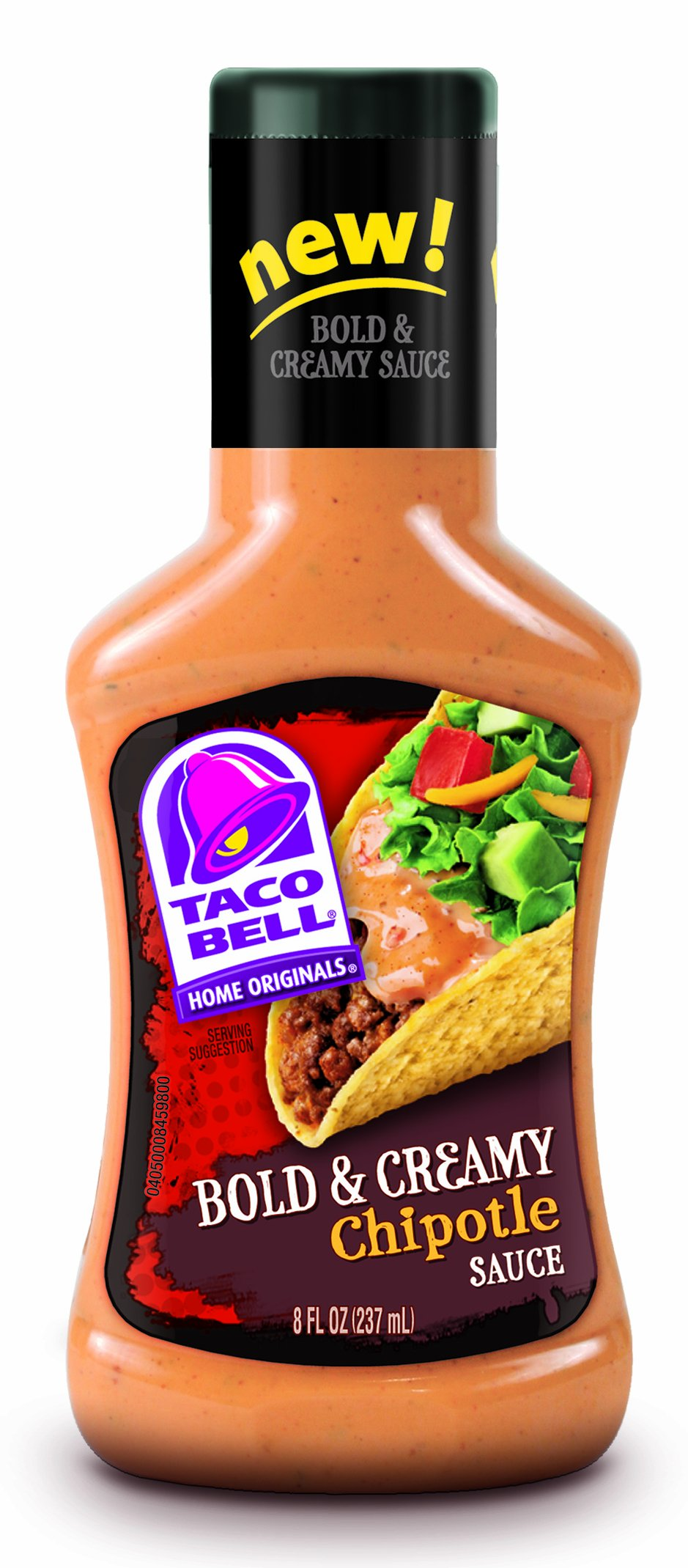 Taco Bell Chipotle Sauce 8-Ounce (Pack Of 6) 2