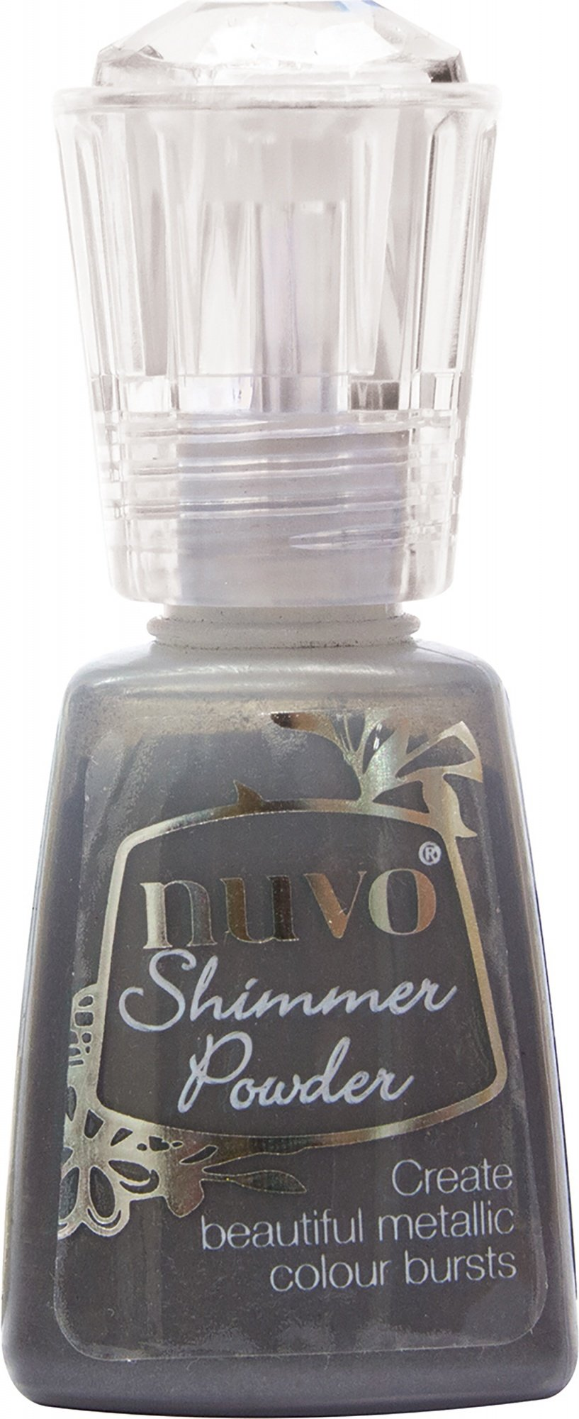 Nuvo NSP-1211 Shimmer Powder, Storm Cloud