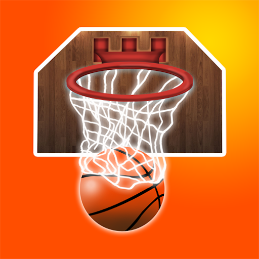 3 Points Long Shot : The Basket Ball Crazy Throw - Free -