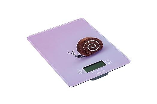 Kitchen Craft Novelty Pink Digital Kitchen Scales   U0027Snailu0027