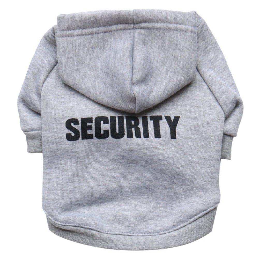 Security winterjacke