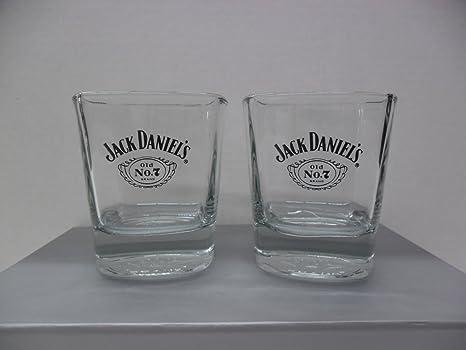 Set Jack Daniels Phaldelphia Flyers Whiskey Rock  Glasses 4