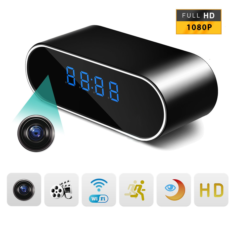 Top 4 digital spy camera alarm clock instructions