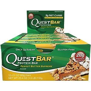 QuestBar Peanut Butter Supreme