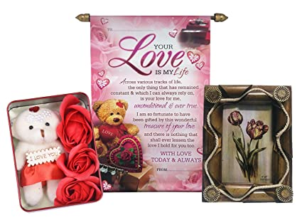 Valentines Day At Trader Rose >> Buy Saugat Trader Best Valentine Day Love Gift For Wife Women