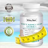 ★PREMIUM★ PURE White Kidney Bean Extract - Weight Loss Pills Phase 2 Inhibitor Carb Blocker Buster Pill - LOSE WEIGHT FAST