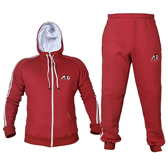 Diseño Classic de forro polar Chándal con capucha pantalones MMA ...