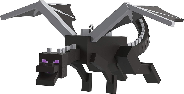 Hallmark Keepsake Christmas 11 Year Dated Minecraft Ender Dragon Ornament