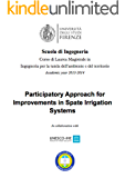 Participatory Approach for Improvements in Spate Irrigation Systems (English Edition)