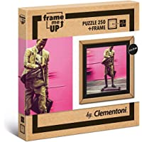 Clementoni - 38501 - Frame Me Up Yetişkin Puzzle - Living Faster - 250 Parça