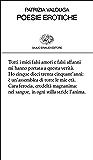 Poesie erotiche (Collezione di poesia Vol. 457)