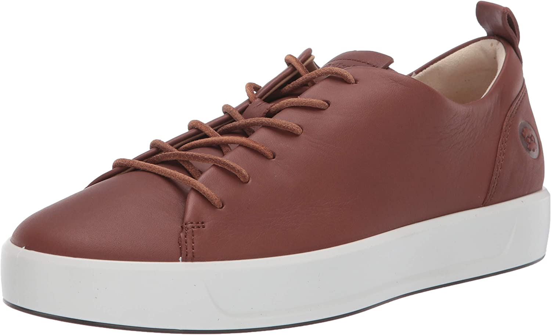 ECCO Men's Soft 8 M Low-Top Sneakers