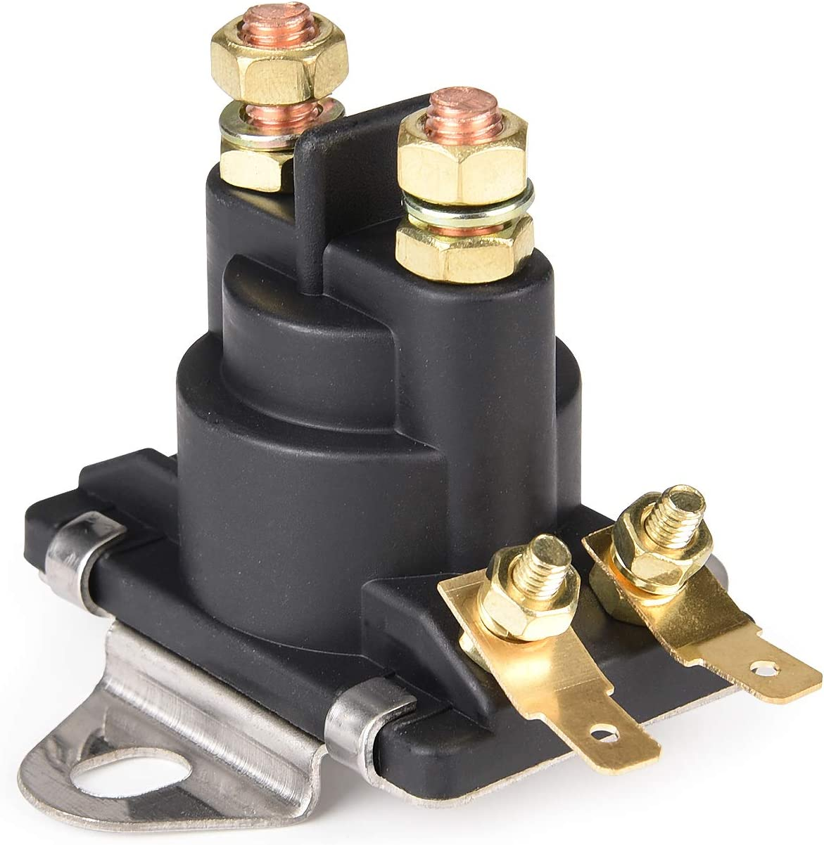 MaySpare 12V Power Trim Solenoid Switch For Mercury Mariner Outboard Motors 35-275 HP 89-846070 89-94318 MerCruiser 89-96158T