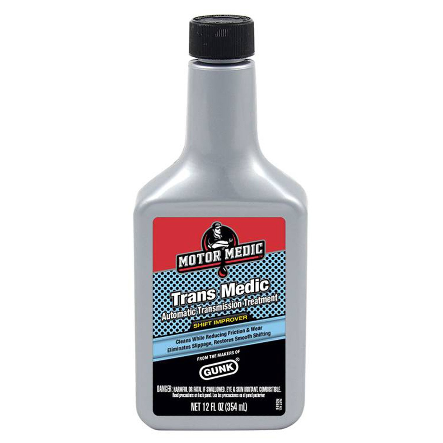 Amazon.com: Niteo Motor Medic M3616 Trans Medic Automatic Transmission  Treatment & Shift Improver - 12 oz.: Automotive