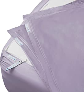 QuickZip Fitted Sheet