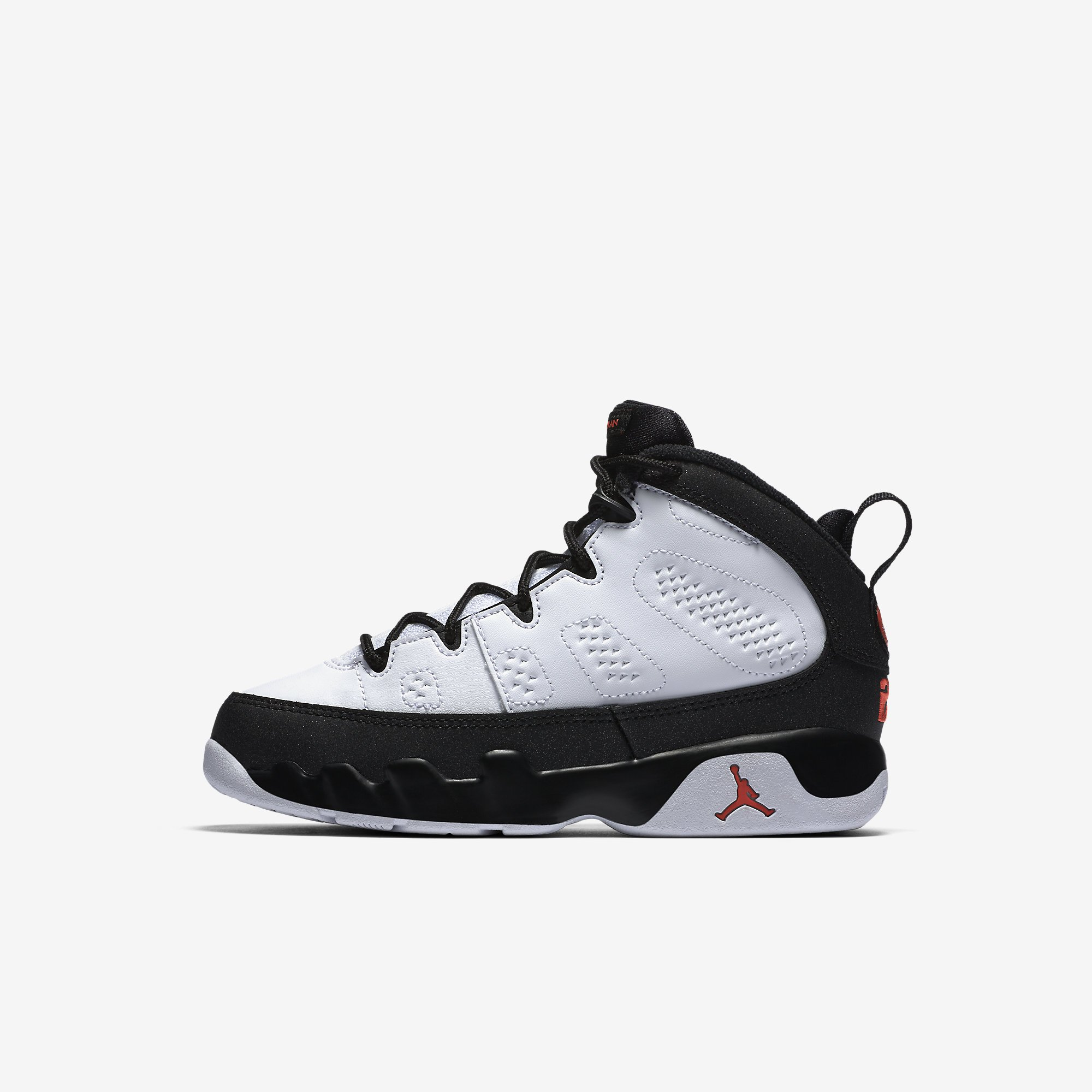 Jordan 9 Retro Little Kids Style: 401811-112 Size: 1 Y US by Jordan