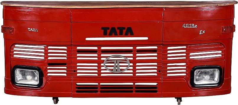Casa Moro Tata Cadre De Camion Style Industriel Vintage En