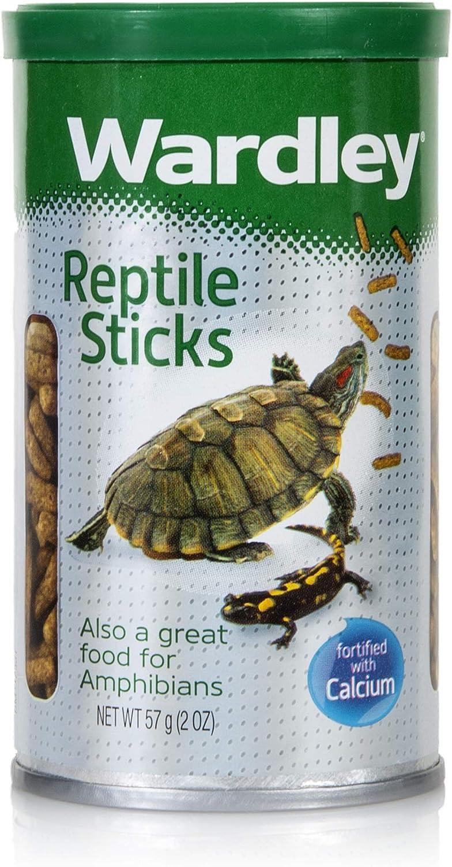 Wardley Premium Amphibian and Reptile Sticks - 2oz