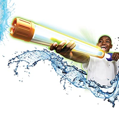 Tidal Storm Light-Up Blaster Outdoor Toys for Ages 6 to 12: Toys & Games