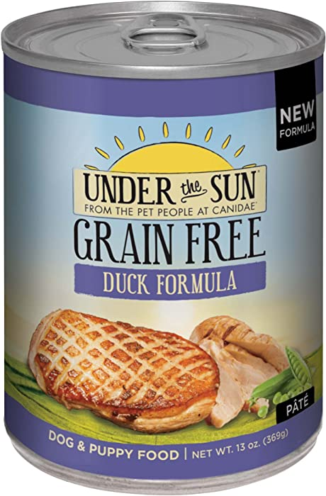CANIDAE Under The Sun Grain Free 13 oz Canned Dog Food