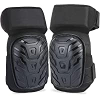 Voniry Knee Pads for Work, Construction Gel Knee Pads Tools, Heavy Duty Comfortable Anti-Slip Foam Knee Pads for…