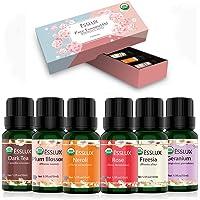 Aceites Esenciales Aromaterapia ESSLUX Flores Aceites Esenciales Para