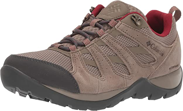 Columbia REDMOND V2 Zapatos de senderismo impermeables para mujer