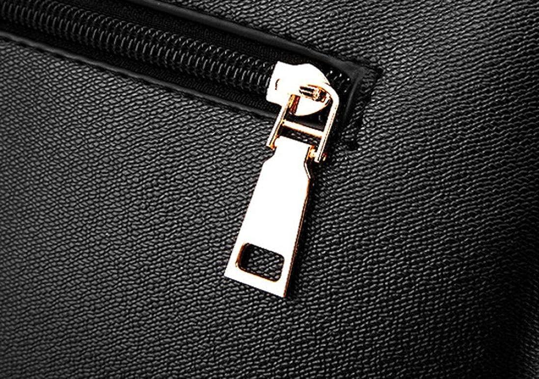 OHQ Gland Sac /à Bandouli/èRe Couleur Unie Main Noir Bleu Blanc Violet Bandoulieres Pas Cher De Marque Cuir Rouge Mode Femmes En Messenger Bag A