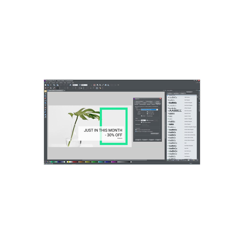 Xara Web Designer – 15 – Easily create your own websites [Download]