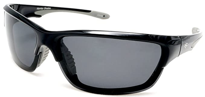 34dd3fdc2f4 Image Unavailable. Image not available for. Colour  Mambo Polarized Sports  Sunglasses - Mario and Danica Racer Sunglasses